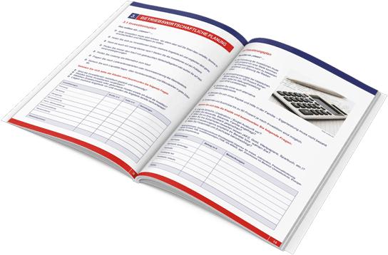 kaufmännische Grundkenntnisse und Kalkulation, Businessplan