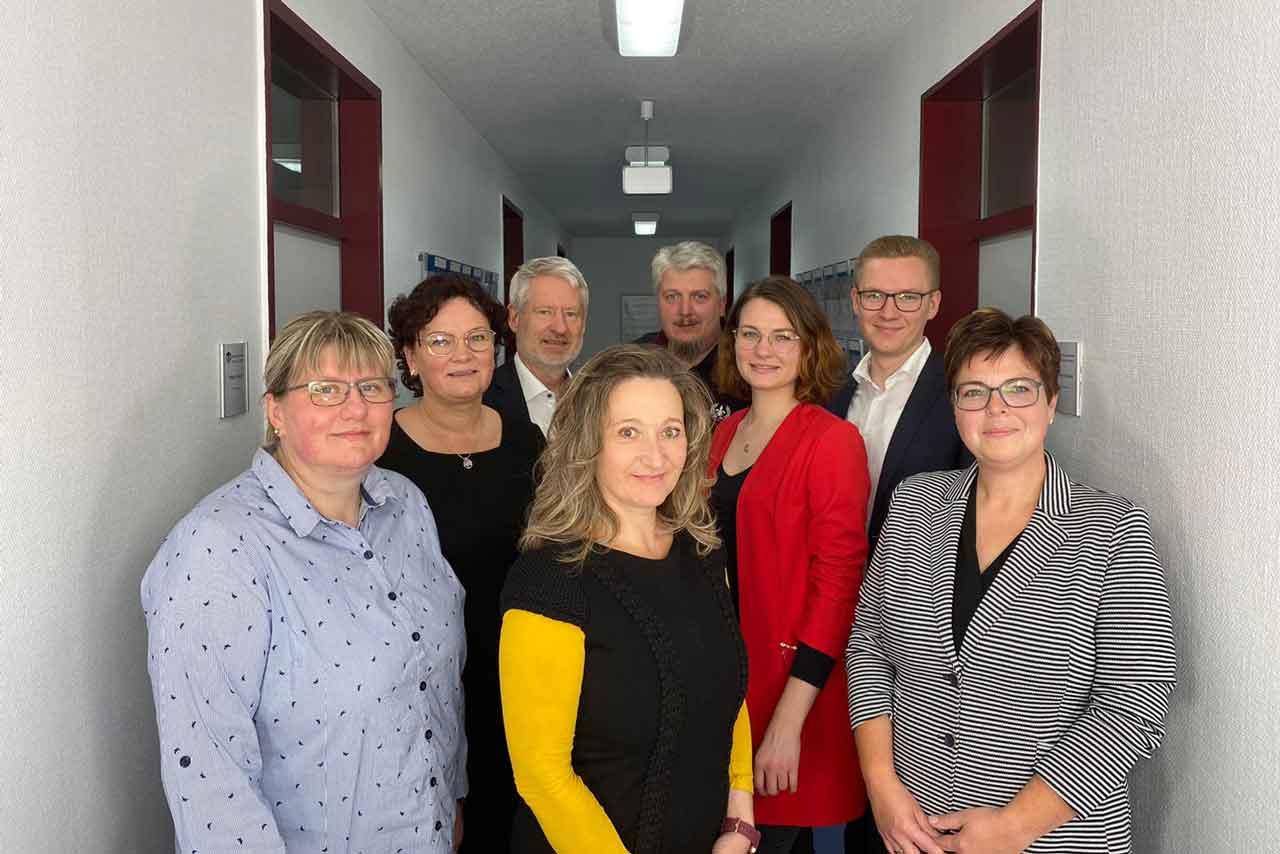 Team Pasewalk - Beratungsdienst Paulisch